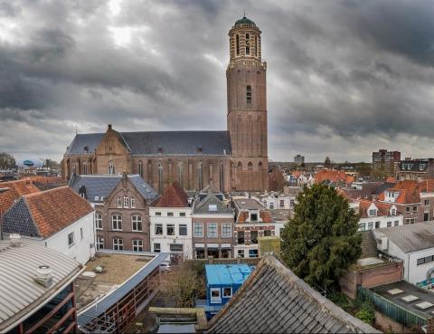 Breman Utiliteit Zwolle dicht bij huis aan het werk