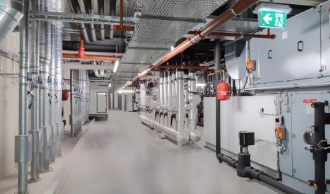 Breman Utiliteit Zwolle levert cleanrooms op voor Antoni van Leeuwenhoek