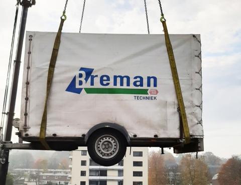 Breman Techniek werkt aan energiezuinige woningen in Apeldoorn