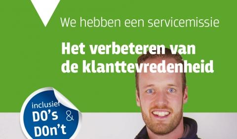 Blog: verbeteren klantvriendelijkheid