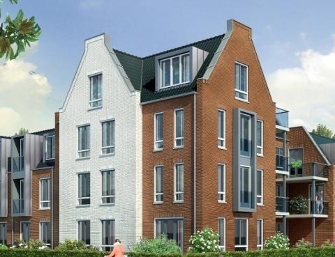 Appartementencomplex Dompselaerstate in Barneveld