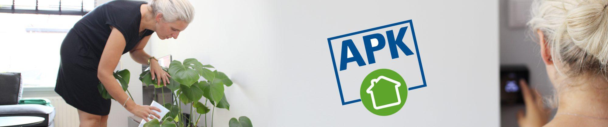 Header APK keuring NEN 8025
