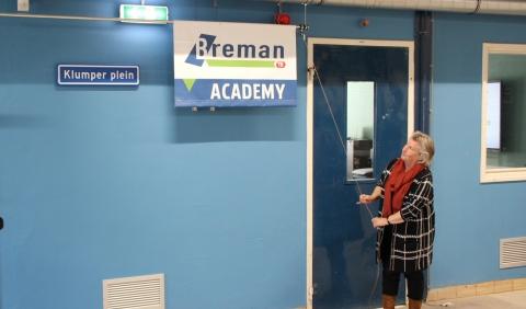 Opening Breman Academy