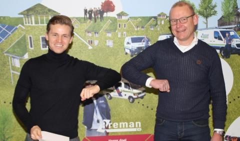 Peter Riezebos neemt dakdekkersbedrijven Breman over