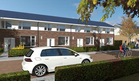 Groningse huizen in slechts 7 dagen energieneutraal