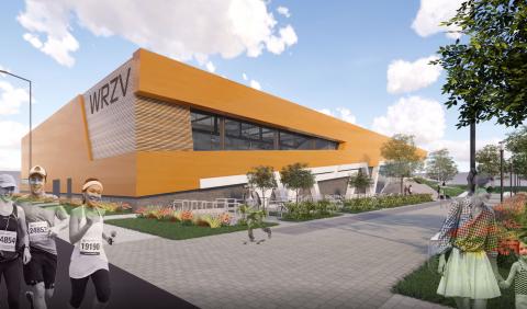 Breman Utiliteit Zwolle werkt mee aan nieuwe WRZV-hallen