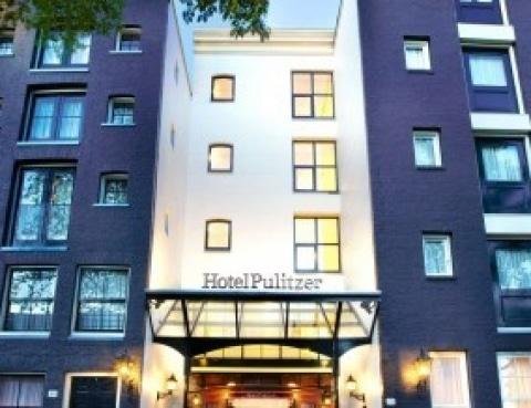 Hotel Pulitzer in Amsterdam