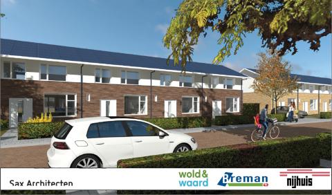 Wold & Waard zet Breman Drachten in voor NOM-woningen