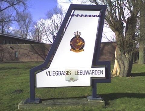 Shelter F16 vliegbasis Leeuwarden