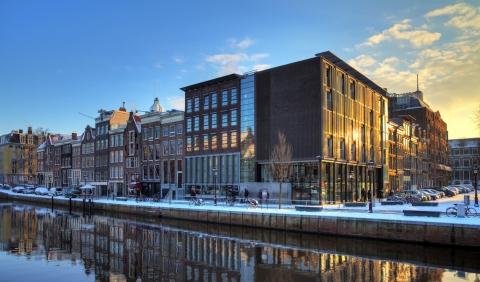 Breman Utiliteit krijgt opdracht voor het Anne Frank Huis