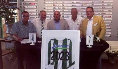 Bijtekenen Breman 'positief signaal' voor Sportclub Genemuiden