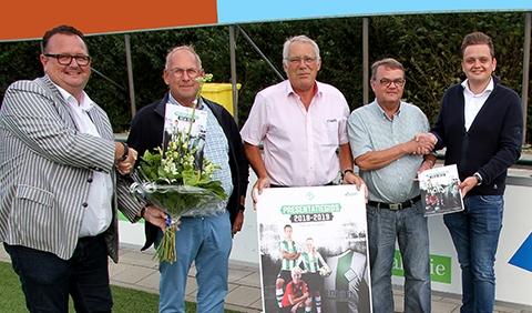 Eerste presentatiegids Sportclub Genemuiden voor Breman
