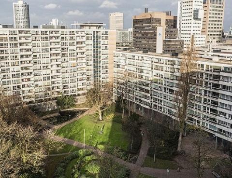 Rotterdam – Jan Evertsenplaats