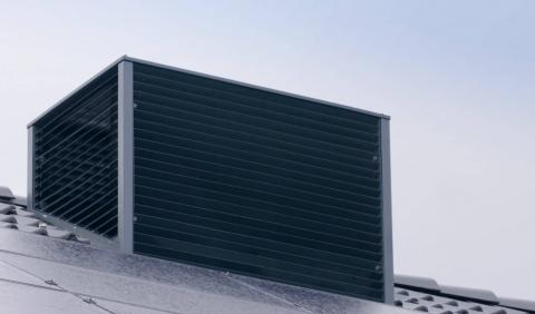 Breman Schoorsteentechniek lanceert nieuw concept voor warmtepompen