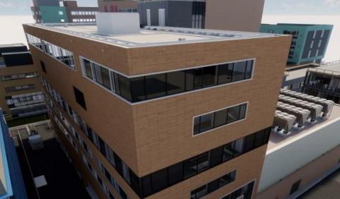 Breman en ClimaTech slaan handen ineen voor de nieuwbouw van de ziekenhuisapotheek Antoni van Leeuwenhoek – NKI