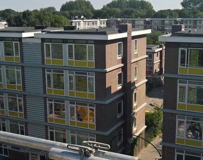 Rietveldwoningen in Utrecht