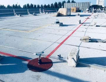 Valbeveiliging op daken