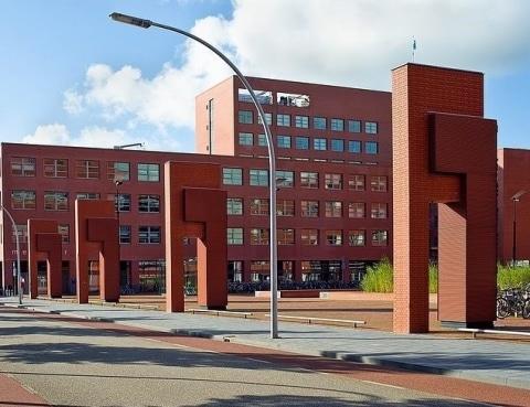 Stadskantoor in Zwolle