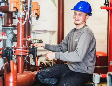 Traineeship Monteur Installatietechniek (omgeving Zwolle)