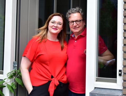 Ronald en Isabel: 'Echt een investering'