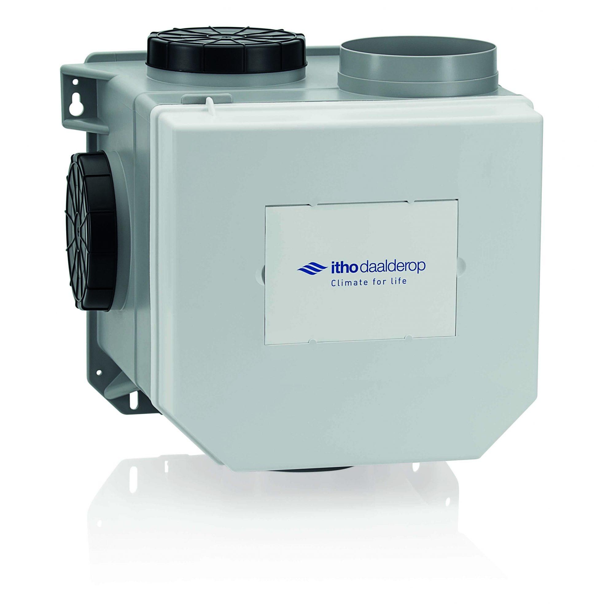IthoDaalderop CVE-S ECO ventilatiebox