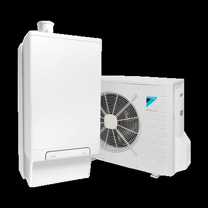 Daikin Intergas Altherma Hybride